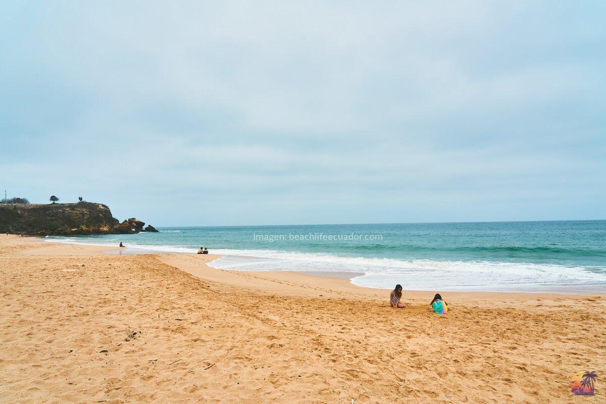 Donde queda Playa Rosada