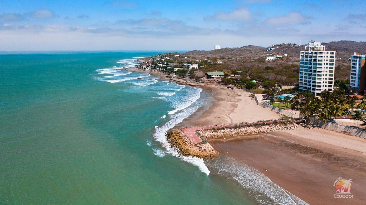 Playa Chabela Ecuador