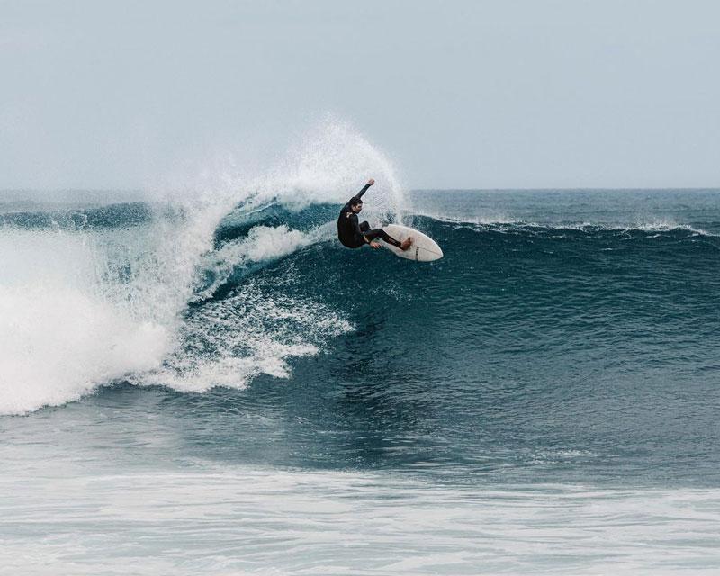 Playas de Surf Isla San Cristobal Galapagos