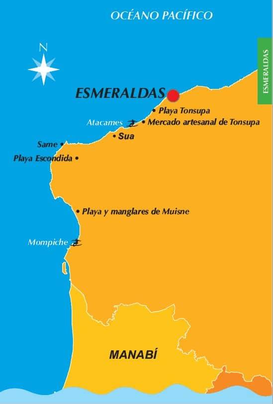 Ruta del Surf Esmeraldas